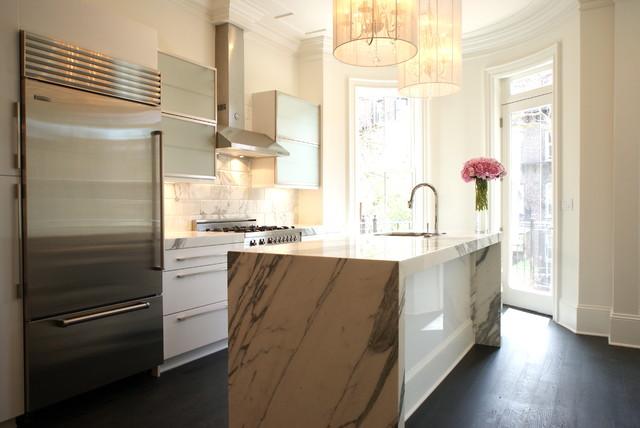 claremont park modern kitchen