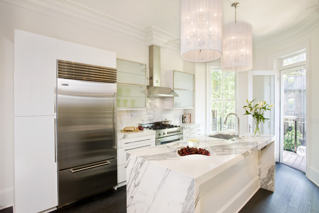 Kitchen Counters: Elegant, Timeless Marble