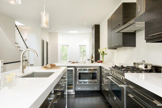 Inspirational Modern Kitchen by Melissa Miranda Interior Design