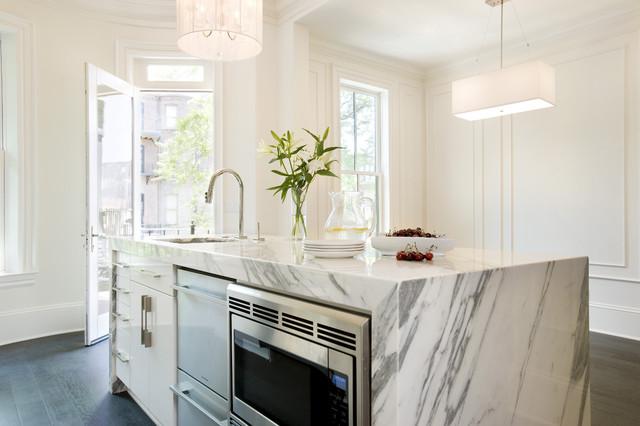 Claremont Park modern-kitchen