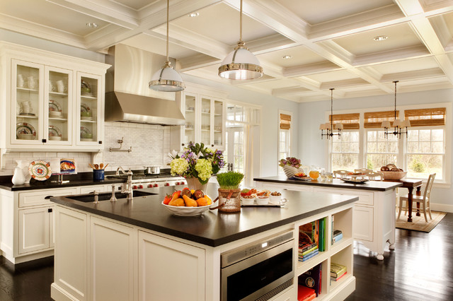 Clark County Parade of Homes traditional-kitchen