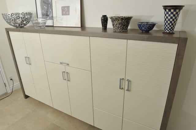 Clark Residence modern-kitchen