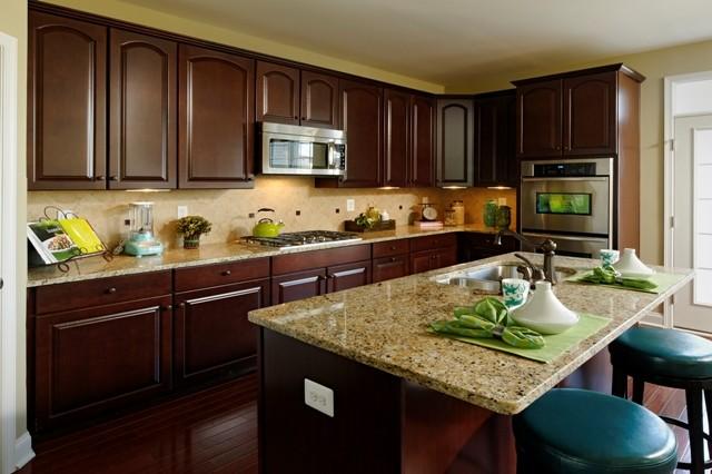 Clarksburg Village - The Ashland traditional-kitchen