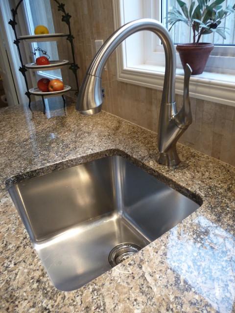 Clarkson Renovation traditional-kitchen