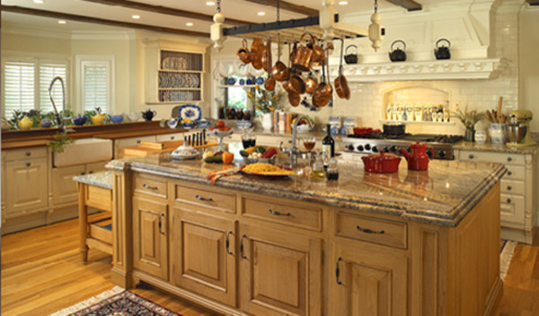classic and timeless kitchen traditional kitchen
