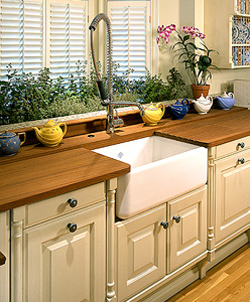 Classic And Timeless Kitchen