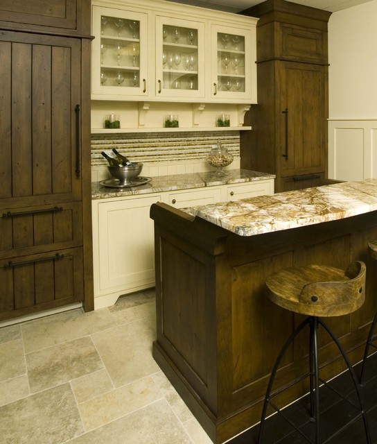 Chicago Kitchen Cabinets: Traditional