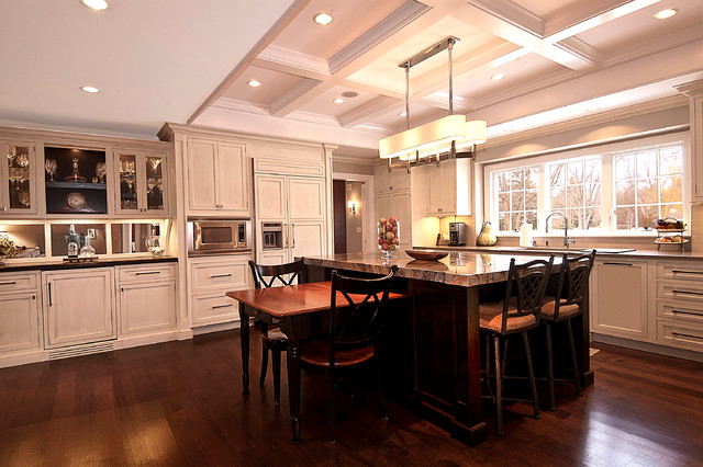 Classic Beauty Traditional Kitchen Chicago By Ddk Kitchen Design Group