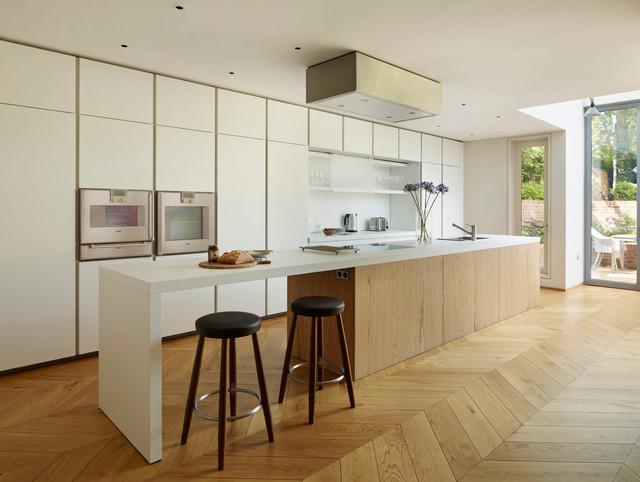 Classic Beauty Modern Kitchen London By Kitchen