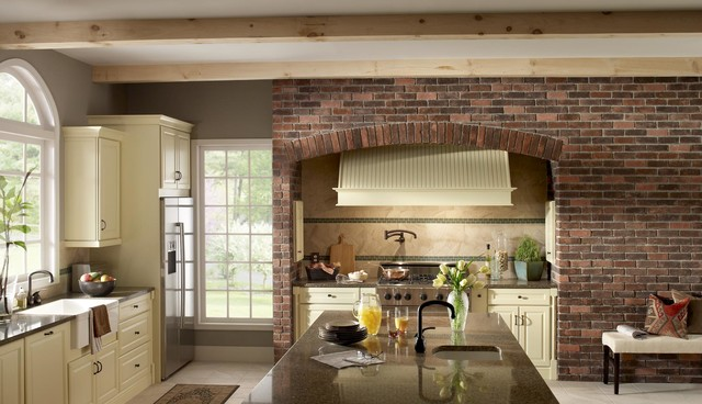 Inspiration For A Timeless Kitchen Remodel In San Go