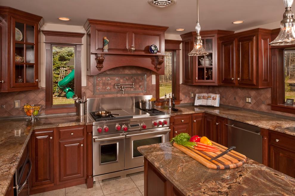 Classic Buffalo NY Kitchen - Traditional - Kitchen - New ...
