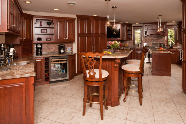 Classic Buffalo NY Kitchen Traditional Kitchen Other Metro By