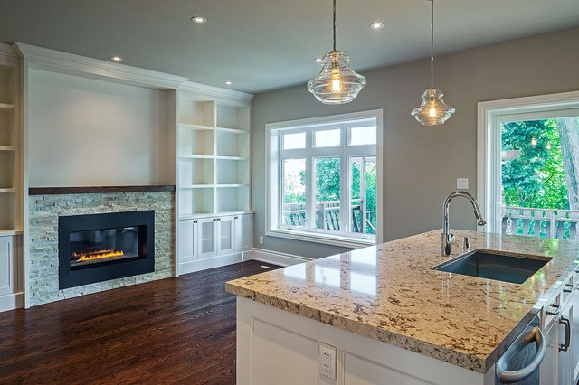 Kitchen Top Up : Classic Bungalow Top Up and Remodel - Transitional - Kitchen - other ...