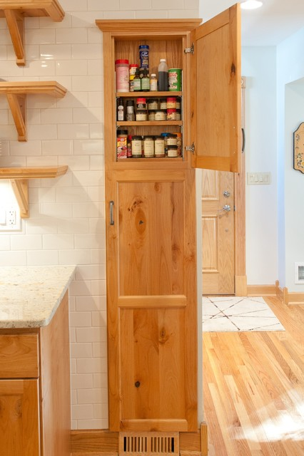 Classic cape cod - Traditional - Kitchen - Charlotte - by ...