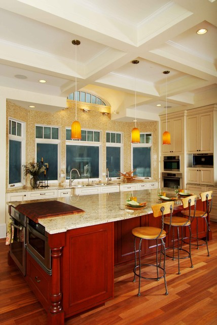 Classic Charm traditional-kitchen