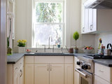 traditional kitchen Lets Toast Small Kitchens Everywhere (11 photos)
