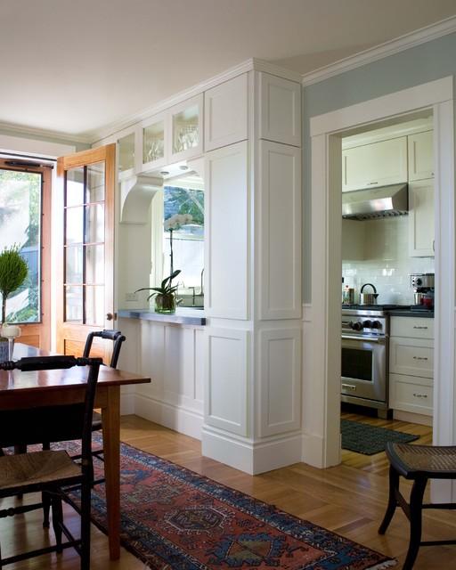 Classic City Kitchen traditional-kitchen