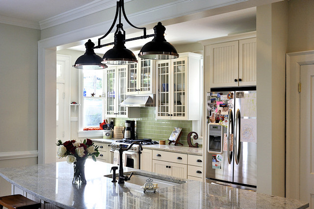 Classic contemporary kitchen contemporary kitchen for Classic contemporary kitchen