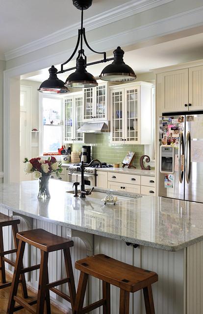 Classic Contemporary Kitchen Kitchen Dc Metro By Reico Kitchen Bath