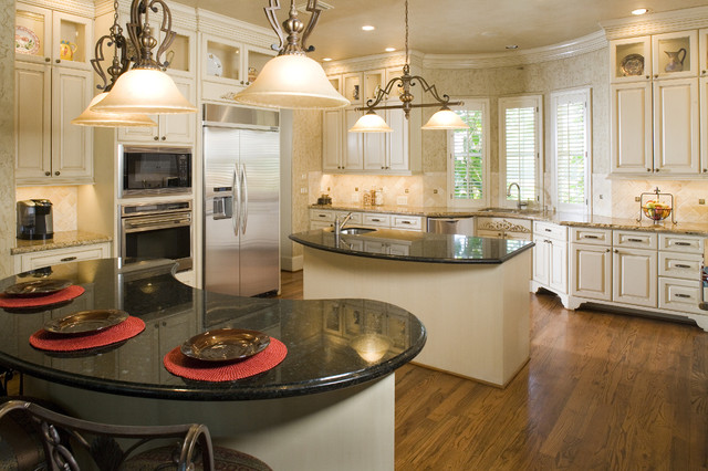 Classic elegance traditional kitchen