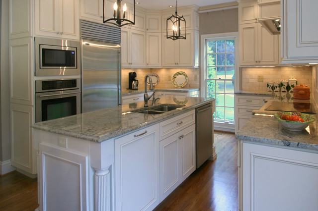Classic Elegance traditional-kitchen