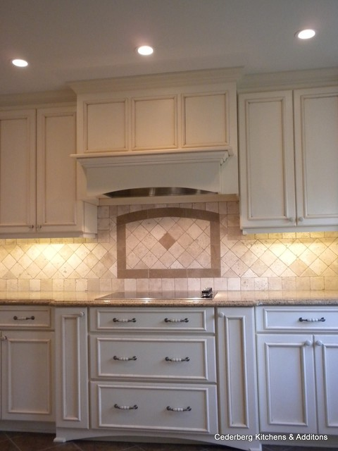 Classic galley kitchen traditional kitchen raleigh for Traditional galley kitchens