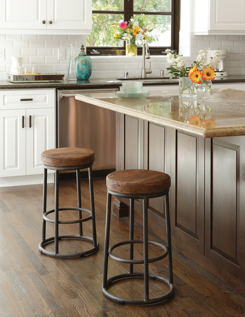 Classic Home Showroom eclectic-kitchen