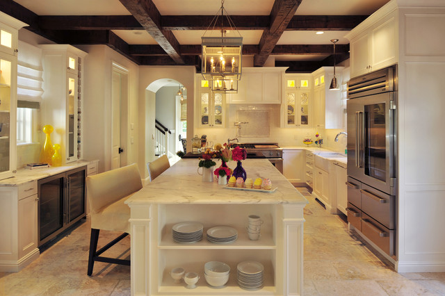 Classic kitchen and chic study contemporary kitchen for The style kitchen nashville