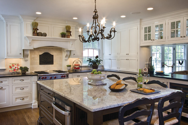 Classic Kitchen Basking Ridge Nj Traditional Kitchen