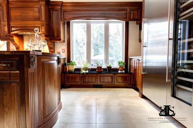 Classic kitchen - Rajeunir une cuisine ...