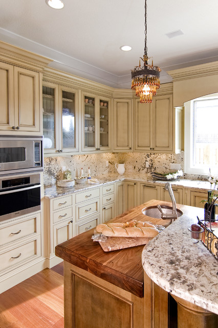 Classic Kitchen Style traditional-kitchen