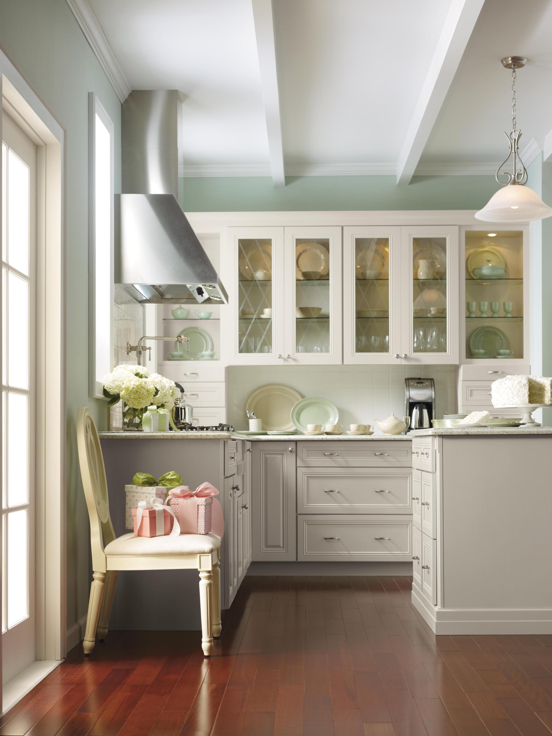 Martha Stewart Sharkey Gray Kitchen Ideas Houzz