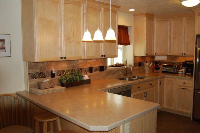 Classic Light Kitchen Ogden Ut