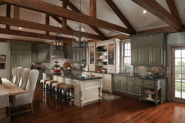 Classic Kitchen Cabinets classic kitchen cabinets | houzz