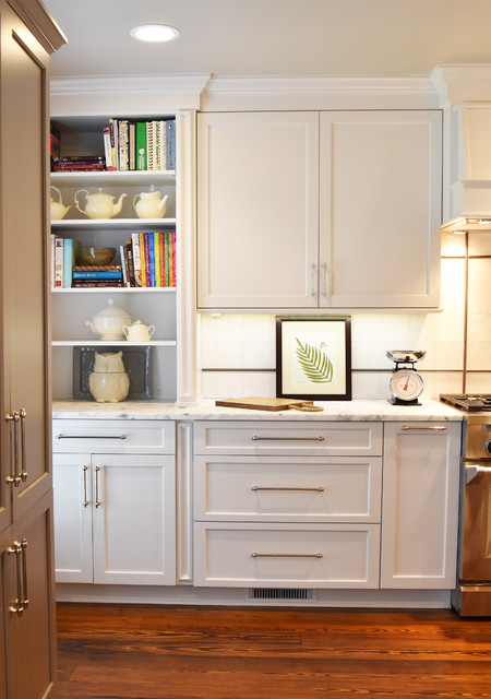 Classic Transitional Kitchen Cotswold Charlotte Nc Transitional Kitchen Charlotte By