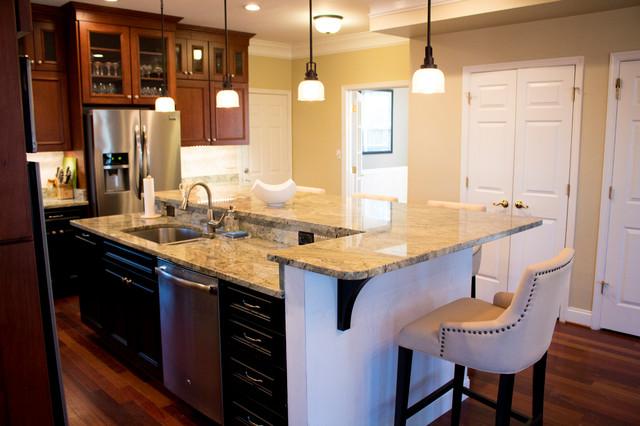 Classic Transitional Kitchen - Transitional - Kitchen - DC ...