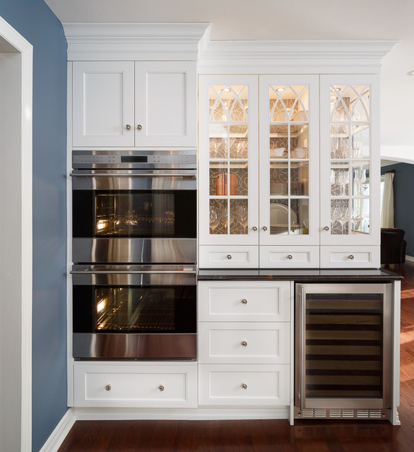 Classic White Kitchen Design By Astro Ottawa Traditional Kitchen Ottawa By Astro