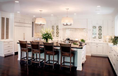 Classic White Kitchen