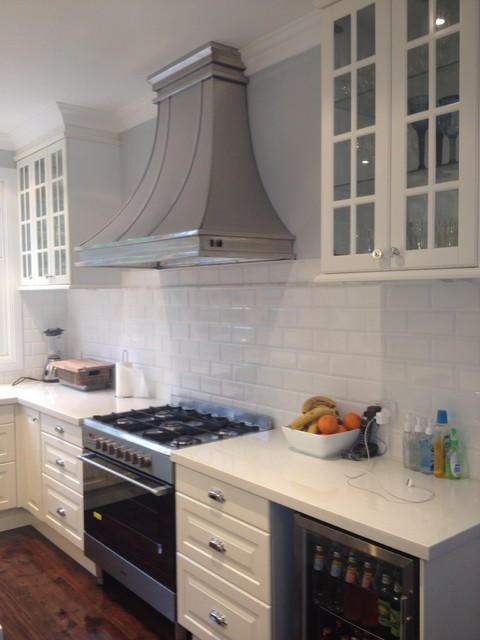 Classic white kitchen in Australia - Traditional - Kitchen ...
