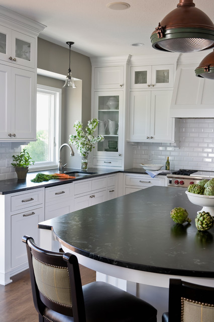 Classic White Kitchen Inspired by \