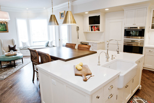 Glam It Up Gold Kitchens Abode