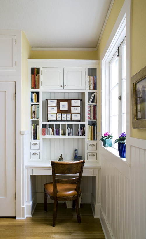 Classic White Landmark Home