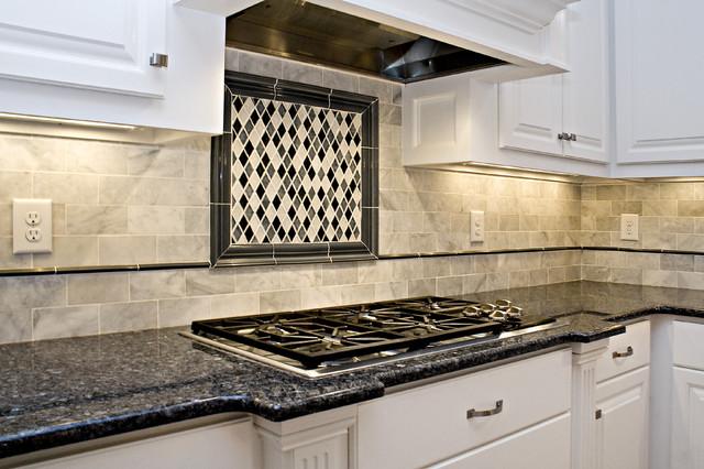 Kitchen Backsplash Using Vinyl Tiles vinyl tile backsplash | houzz