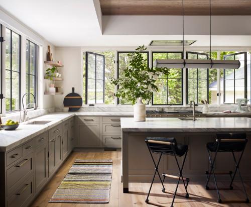 ไอเดียห้องครัว 05 Classic With a New Angle