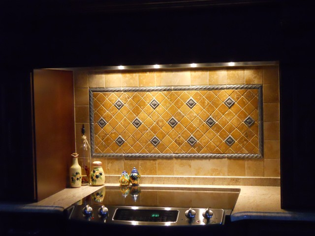 Classical Charm traditional-kitchen