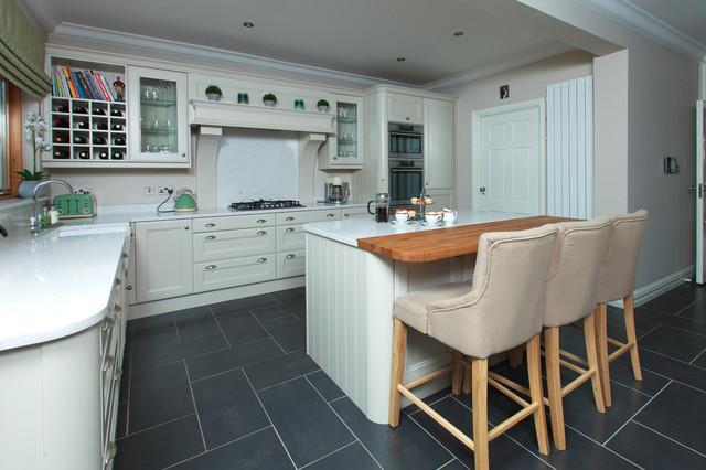 Classical Home Lucan Co Dublin Contemporary Kitchen