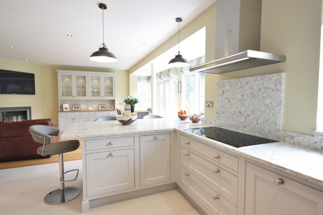 Classical Kitchens Traditional Kitchen Dublin By Enigma Design