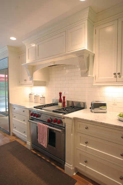 Classically Modern Kitchen traditional-kitchen