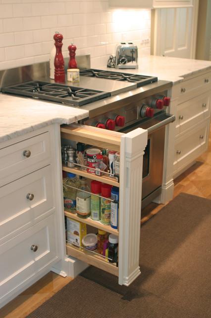 Classically Modern Kitchen Traditional Kitchen Boston By Ki3 Design
