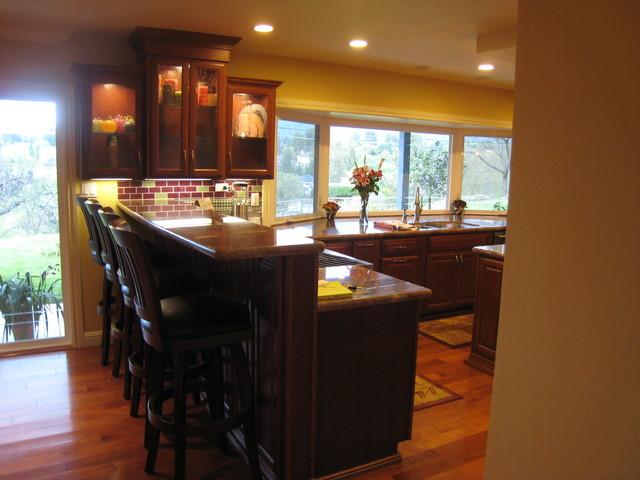 Clayton Kitchen Remodel 4 traditional-kitchen